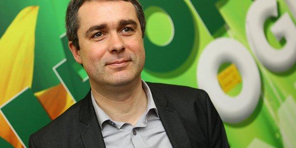Guillaume Cros, président du groupe EELV au conseil régional. © photo Rémi Benoit