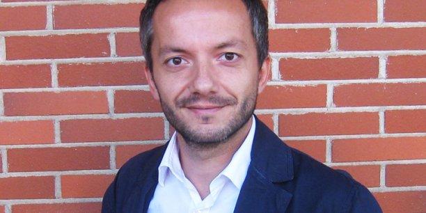 Sébastien Vincini, nouveau premier secrétaire fédéral du Parti socialiste de Haute-Garonne