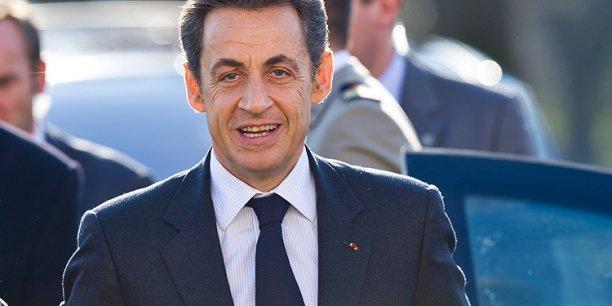 L'ancien président de la République Nicolas Sarkozy a annoncé sa candidature à la présidence de l'UMP