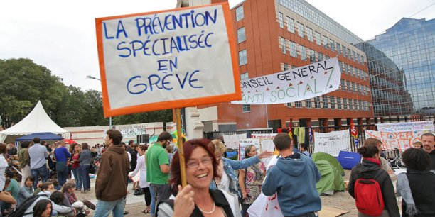 Les manifestants des diverses associations peuvent se réjouir. Le dispositif d'accompagnement des jeunes isolés a été maintenu par le Conseil général de Haute-Garonne