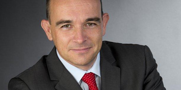 Pierre Valenti, directeur général de l'IAS. © photo DR