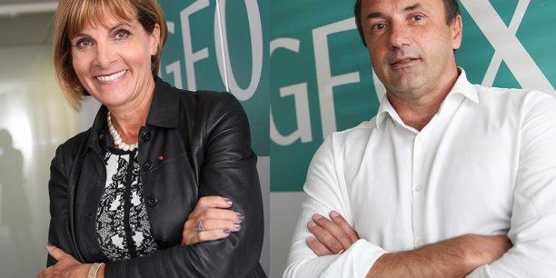 Anne Lauvergeon et Ludovic Le Moan voient grand pour Sigfox