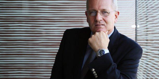 Jean-Yves Le Gall, président du Cnes.