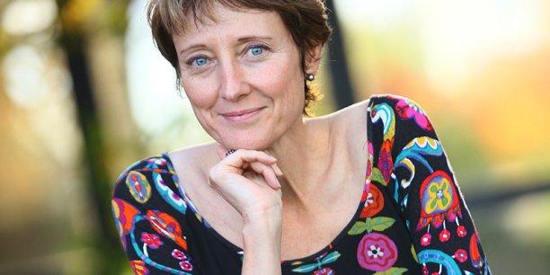 Agnès Paillard, présidente du Pôle de compétitivité Aerospace Valley. © photo Rémi Benoit