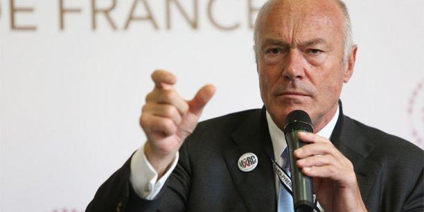 Alain Rousset, tête de liste PS aux régionales Aquitaine, Limousin, Poitou-Charentes