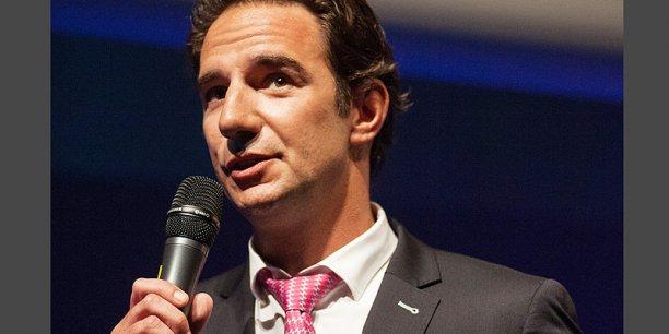 Thomas Corbel, le président du groupe LPF