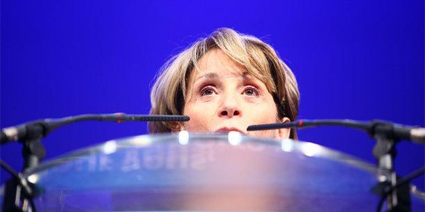 Brigitte Barèges. Crédit photo : ©Rémi Benoit