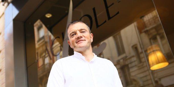 Thierry Moysset, PDG des Forges de Laguiole