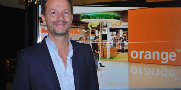 Pierre Clément, directeur d'Orange Sud