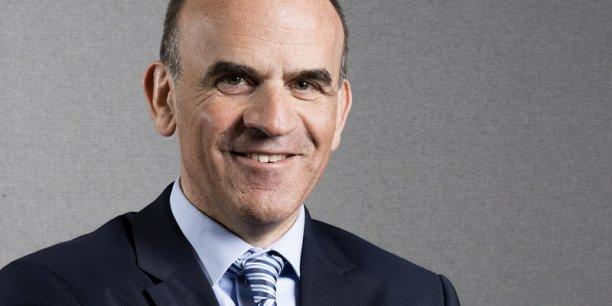 Frédéric Michelland, directeur général de Latécoère