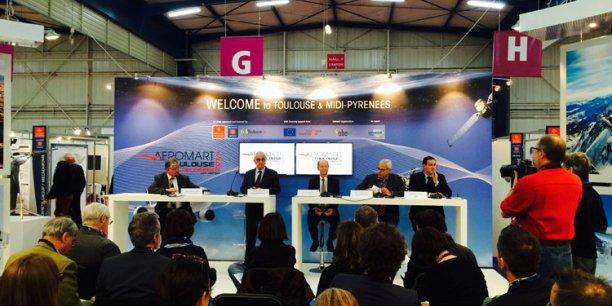 La dernière édition de l'Aeromart à Toulouse avait eu lieu en 2014.