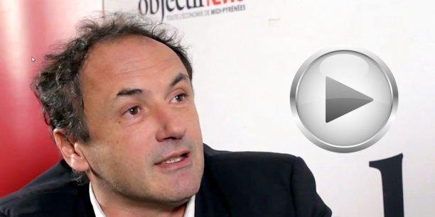 Ludovic Le Moan, le directeur de Sigfox, a été éllu Décideur de l'année lundi 8 décembre lors des Grands prix de l'économie, lundi 8 décembre.