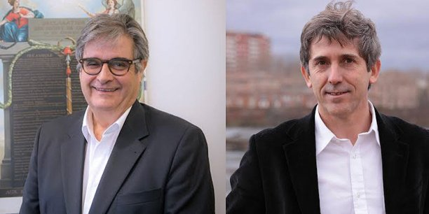 Georges Méric et Jean-Michel Fabre.