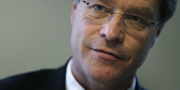 François Asselin, présient de la CGPME, est furieux contre le projet de loi de ringardisation du dialogue social