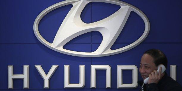 Hyundai Motor qui possède également la marque Kia est le cinquième constructeur automobile mondial.