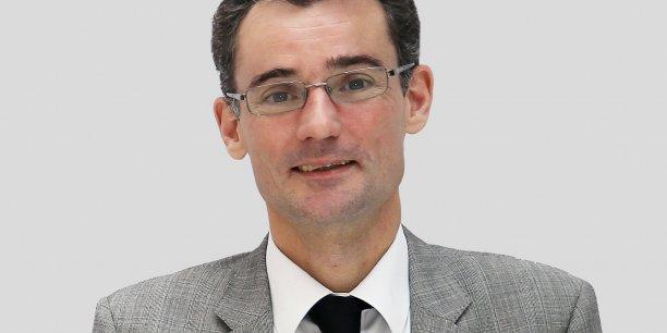 Gaël Gueguen, professeur de stratégie et d'entrepreneuriat à Toulouse Business School.