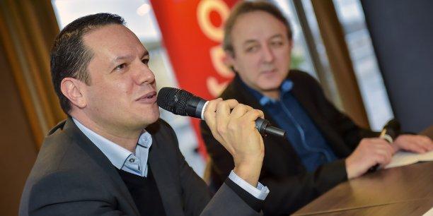 Julien Parrou, PDG de Groupe ConcoursMania et désormais correspondant French Tech Bordeaux à Québec
