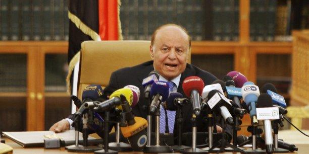 Le président Hadi avait succédé début 2012 à Ali Abdallah Saleh, évincé du pouvoir par des manifestations populaires inspirées du printemps arabe.