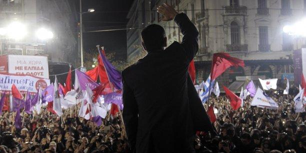 Le parti de gauche radicale Syriza a emporté dimanche les élections législatives en Grèce sans pour autant obtenir la majorité absolue au Parlement.