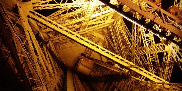 Pour sa quatrième édition, c'est dans un ascenseur de la Tour Eiffel que s'est déroulé l'Elevator World Tour