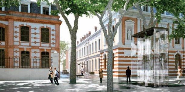L'événement aura lieu dans les nouveaux locaux de l'université fédérale de Toulouse, bientôt situé sur le Quai des Savoirs.