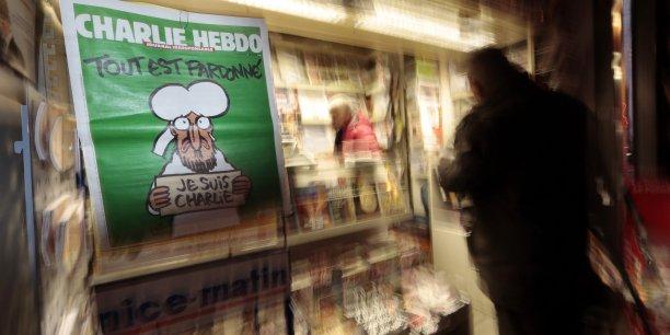 Sur les quelque 7 millions d'exemplaires imprimés à ce jour, 6,3 millions auront été livrés d'ici samedi soir au réseau des marchands de journaux français et 700.000 à l'international, ont précisé les MLP.
