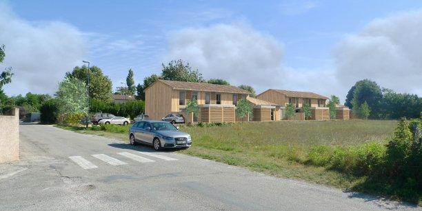 Les constructions de maisons en zone aménagée au plus mal à Bordeaux Métropole.