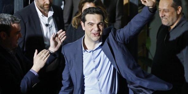 De grands défis attendent Alexis Tsipras