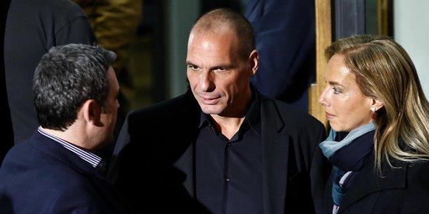 Yanis Varoufakis, nouveau ministre grec des Finances, rencontrera son homologue allemand Wlfgang Schäuble.