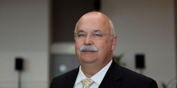 Claude Raynal, sénateur PS de Haute-Garonne