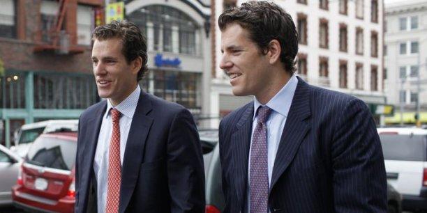 Tyler et Cameron Winklevoss ont annoncé le 23 janvier le lancement prochain d'une place d'échange de Bitcoin sécurisée.