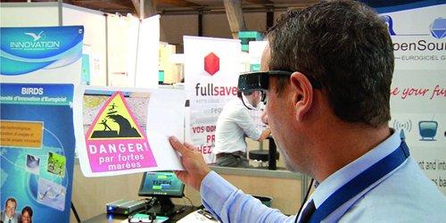 Eurogiciel travaille sur des lunettes connectées