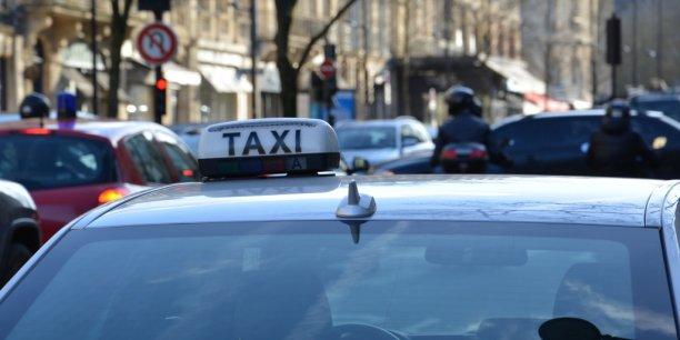 Cela risque de coincer demain à Bordeaux suite à l'appel national à la manifestation fait par les taxis