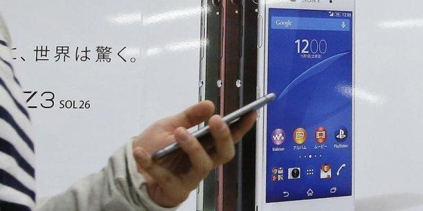 La division Mobile de Sony a enregistré à elle seule une perte de 1,2 milliard de dollars au dernier trimestre 2014.