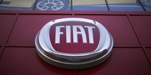 Le groupe FCA est le fruit de la fusion de Fiat et Chrysler enfin consommée en novembre 2014..