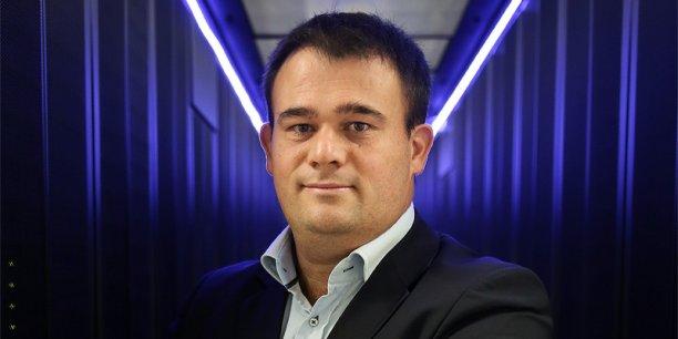 Laurent Bacca, fondateur de Fullsave