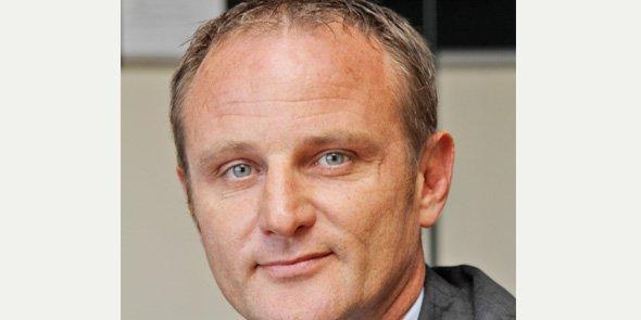 Emmanuel Brehmer, Président du Directoire de l'aéroport de Montpellier Méditerranée.