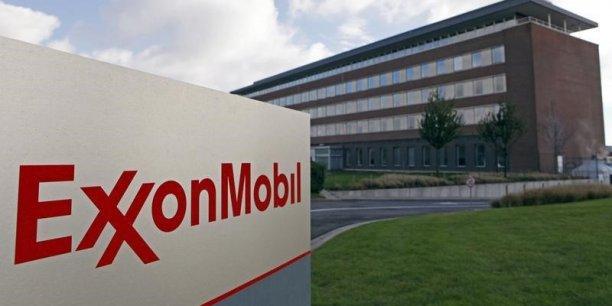 ExxonMobil doit trouver de nouvelles terres d'exploration.