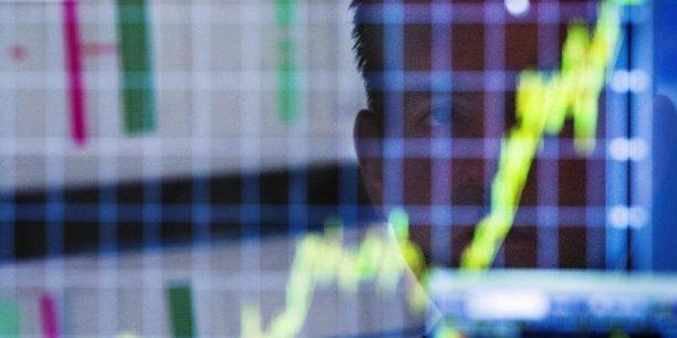 Les deux places boursières continentales avait dépassé le seuil symbolique des 10.000 milliards de dollars, le 14 juin.