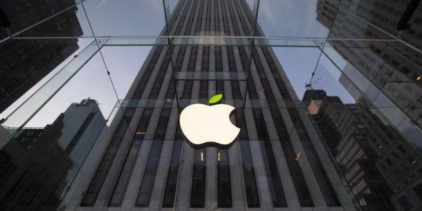 Les dernières versions de son iPhone (6 et 6 Plus) ont suscité un véritable engouement auprès des consommateurs au quatrième trimestre.