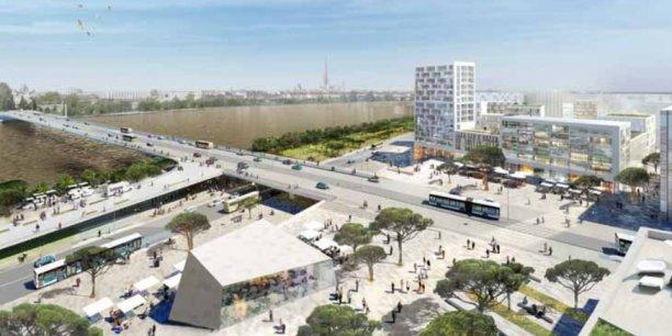 Bordeaux euratlantique tudie les offres du belv d re for Appartement bordeaux euratlantique