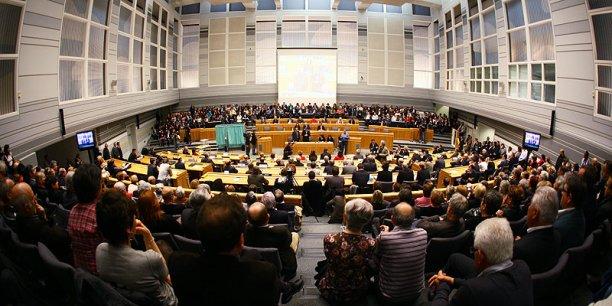 Assemblée départementale de Haute-Garonne