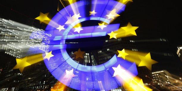 La Commission européenne tablait encore début février sur une croissance de 0,8% en 2014 en zone euro.