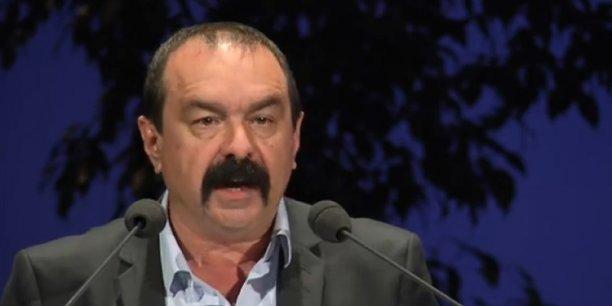 Philippe Martinez, devient le nouvel homme fort d'une CGT à la recherche d'un nouveau souffle
