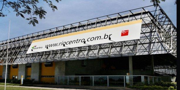 GL events au Brésil.