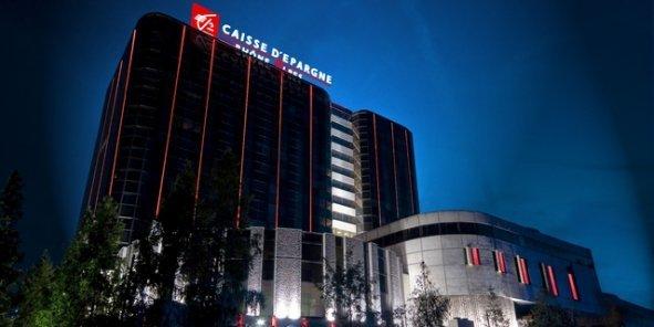 La Caisse d'Epargne vise une part de marché de 15% sur la clientèle des entreprises d'ici à 2017, contre 14% aujourd'hui.