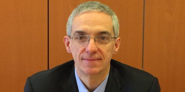 Après avoir mené les négociations interprofessionnelles au nom du Medef, Alexandre Saubot (Haulotte Group) était de passage à Bordeaux aujourd'hui en tant que candidat à la présidence de l'UIMM