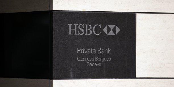 Plusieurs journaux aujourd'hui ont revelé un système d'évasion fiscale au bénéfice de clients d'HSBC Private Bank