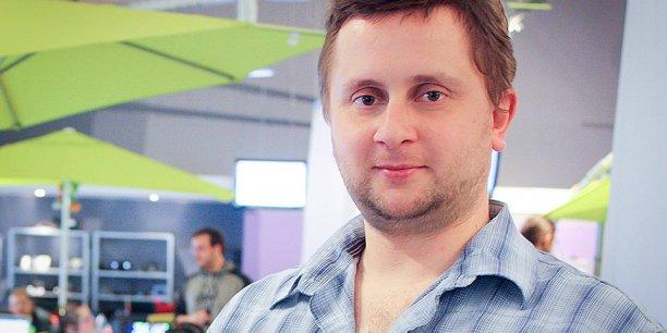 Octave Klaba, fondateur d'OVH en 1999