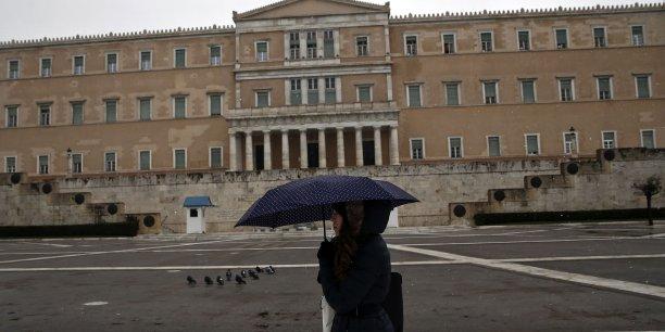 Le programme du gouverment tsipras largement soutenu par les grecs[reuters.com]